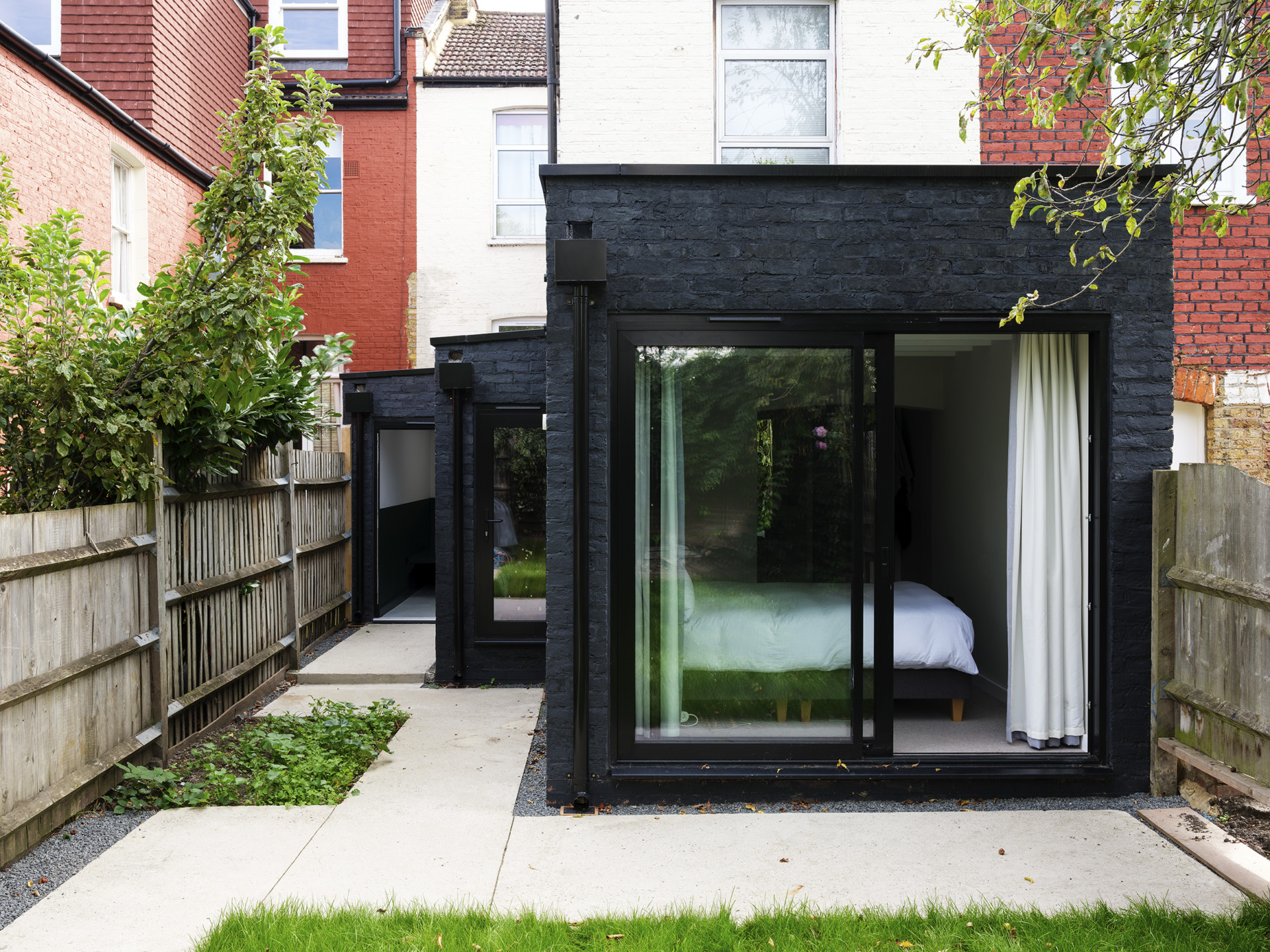 Whittaker Parsons The Stepped House