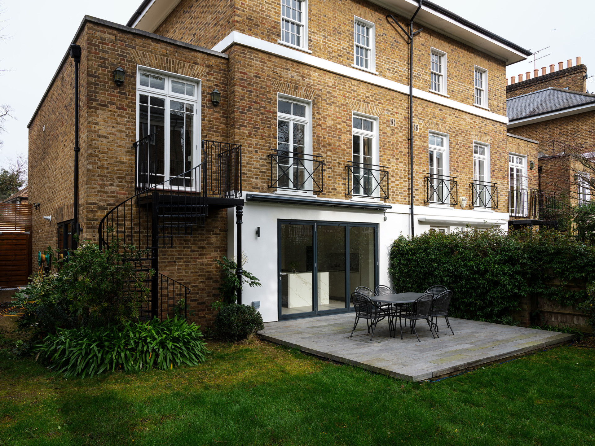Whittaker Parsons Canonbury Residence